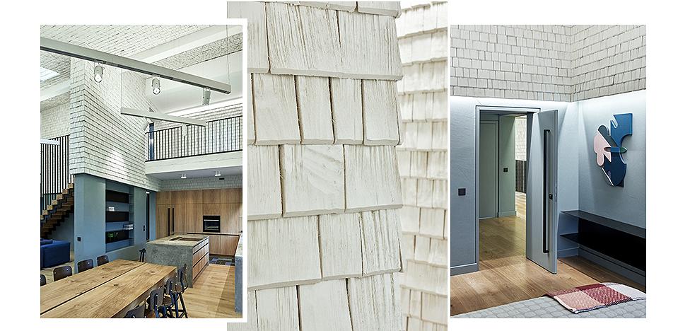 2XJ Architects: дом, вдохновленный сосновым лесом