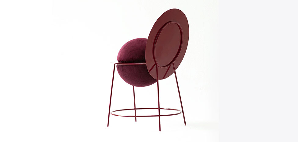 Катя Толстых: стул Proun
