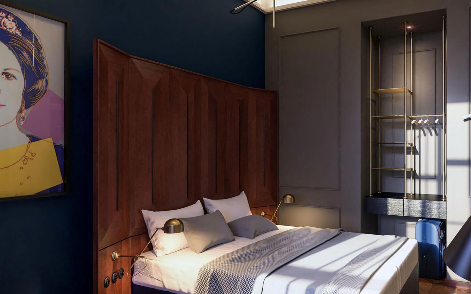 Отель Indigo в Гааге: поп-арт и красота голландского гульдена