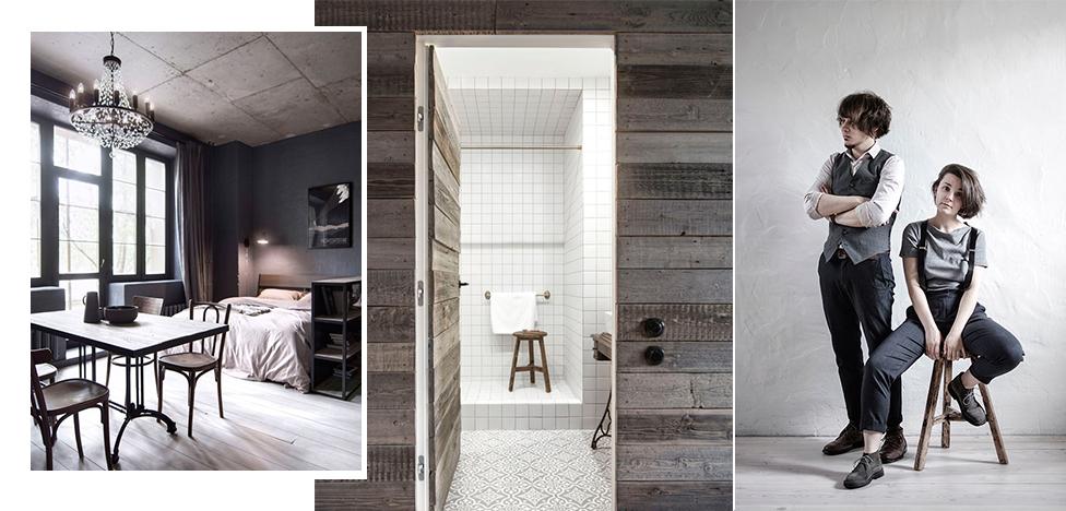 INT2architecture: квартира-студия для сдачи в аренду