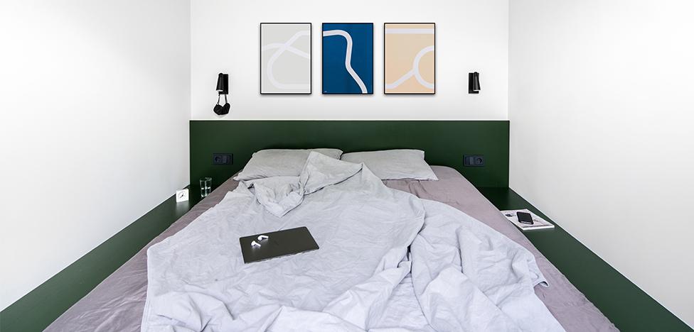 Проект U Concept: три комнаты из двух
