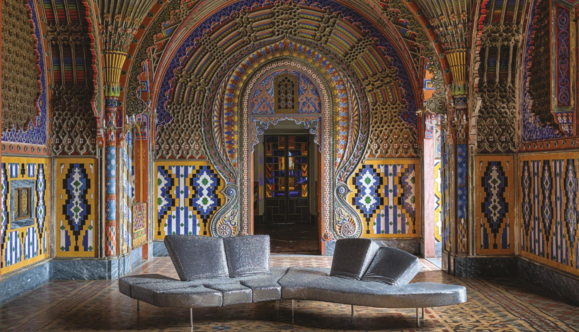Ткань как инженерная и эстетическая составляющая в мебели Edra
