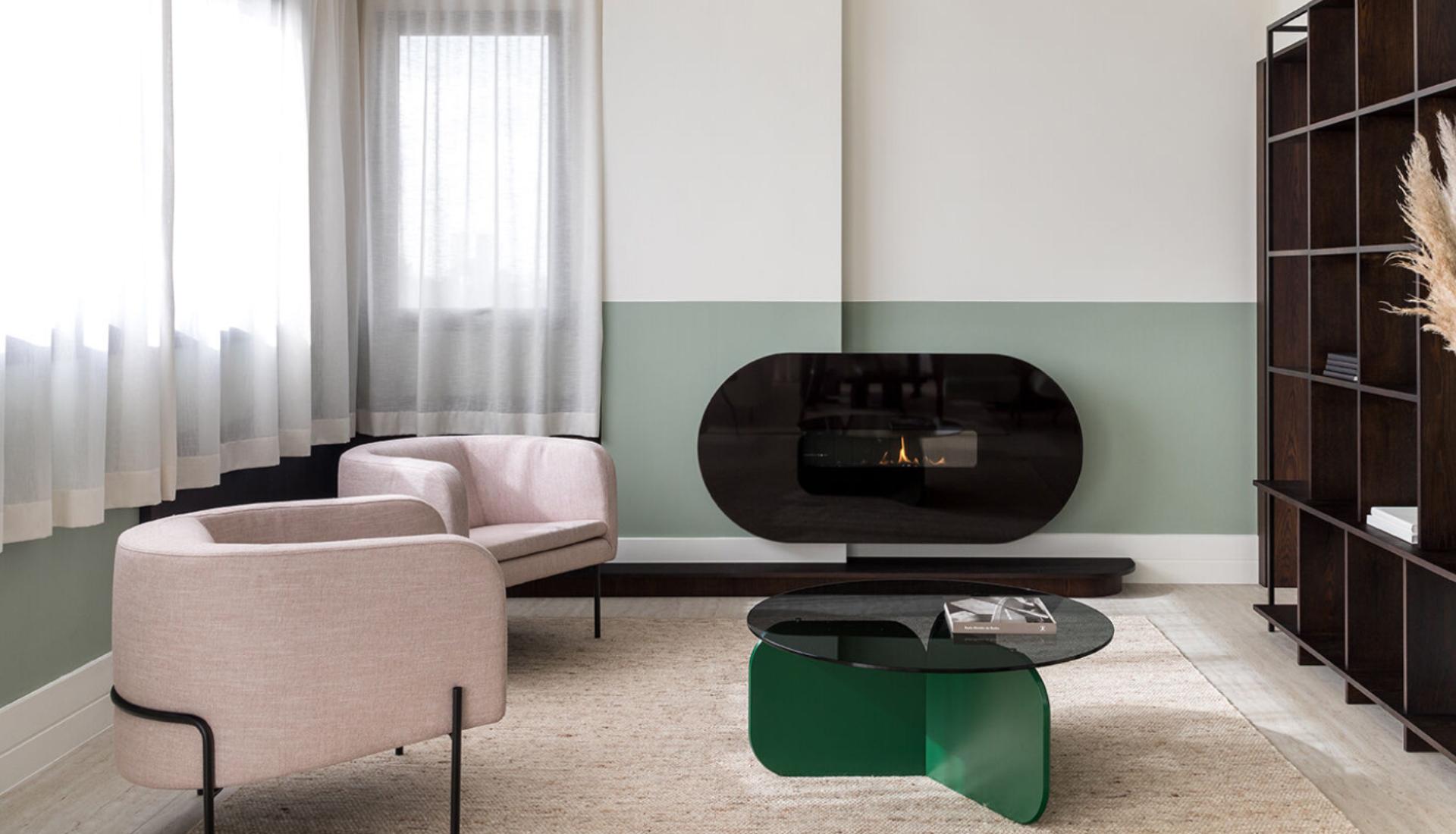 Фабио Фантолино: модельная квартира в Бразилии