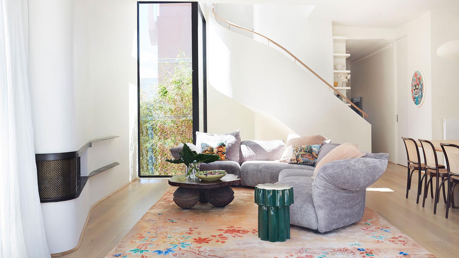 Luigi Rosselli Architects и Arent&Pyke: розовый дом в Бронте
