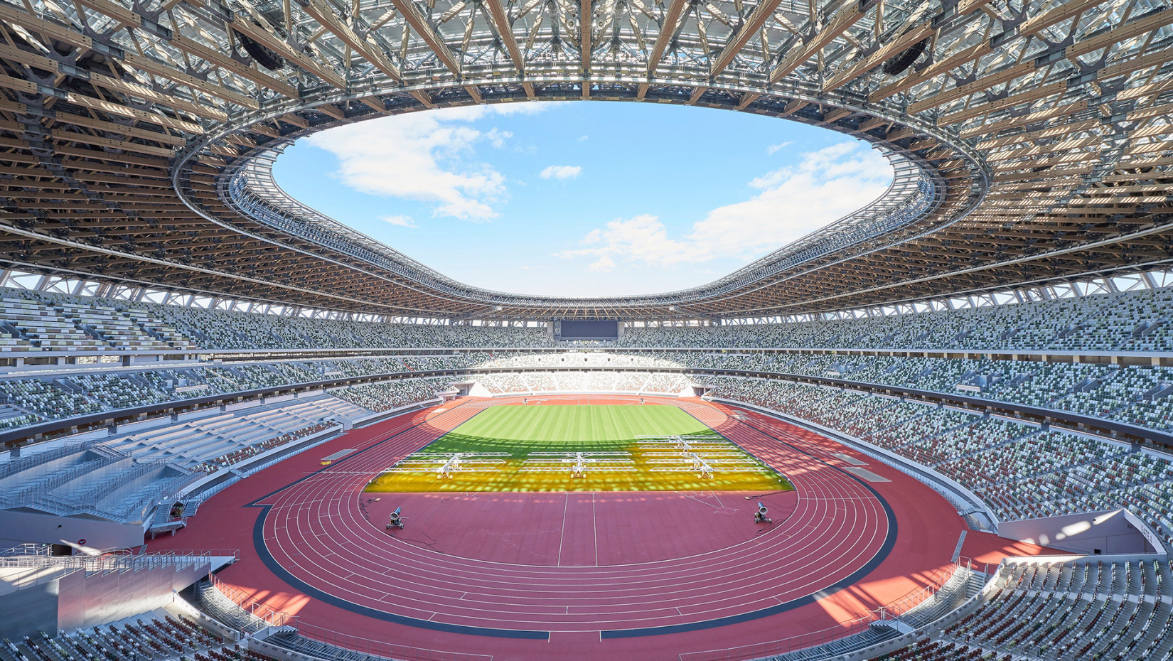 Олимпиада в Токио: 10 экологичных проектов