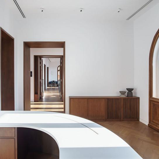 Румынский бутик-отель Casa Popeea по проекту Manea Kella