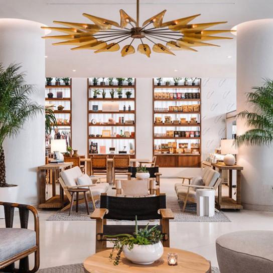 Отель Nautilus в Майами