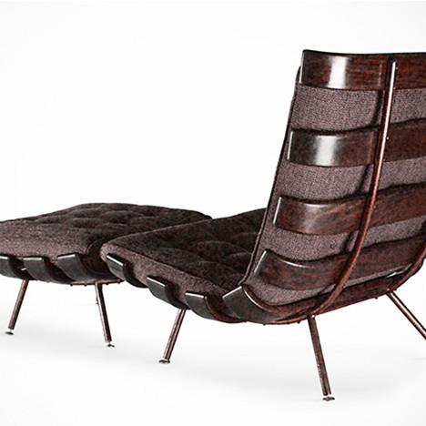 Мебель Мартина Эйслера выпущена под брендом Tacchini