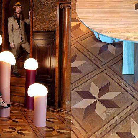 Дом Färg & Blanche в Стокгольме