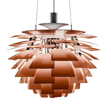 100 лет дизайна: светильник-артишок Поула Хеннингсена