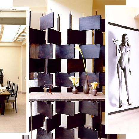 Вневременной дизайн: в гостях у галеристов