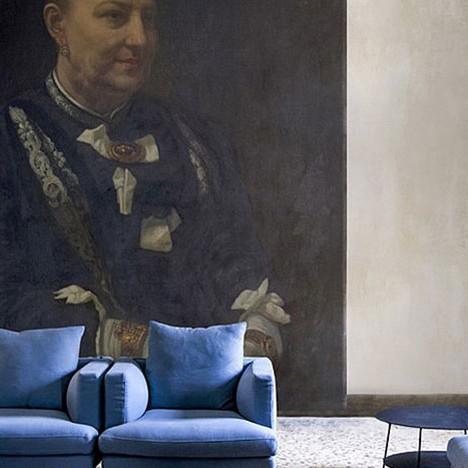 Людовика и Роберто Паломба: бутик-отель Palazzo Daniele