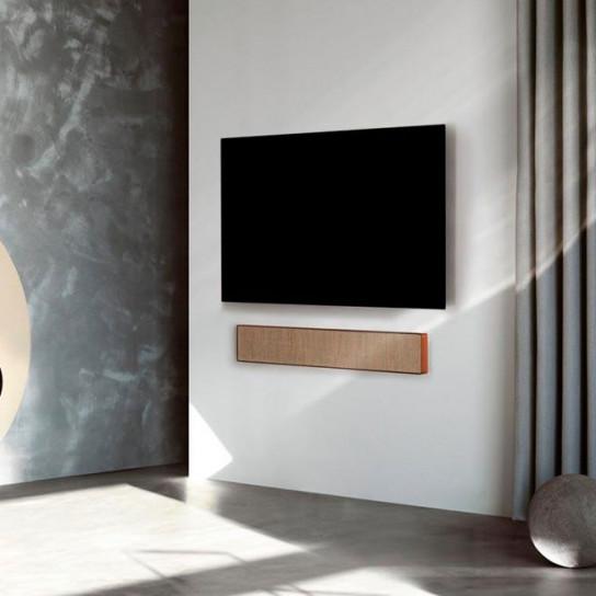 Norm Architects для Bang & Olufsen: саундбар Beosound Stage