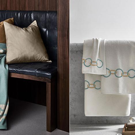 Frette: новый цвет в коллекции домашнего текстиля