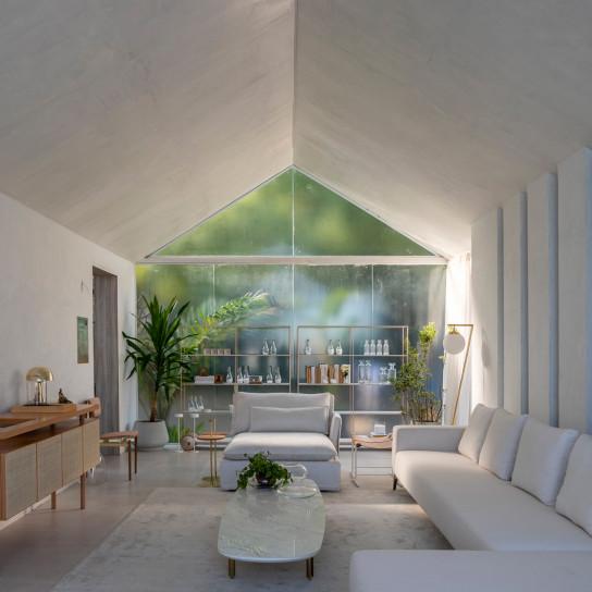 NR Arquitetura: дом с видом на залив