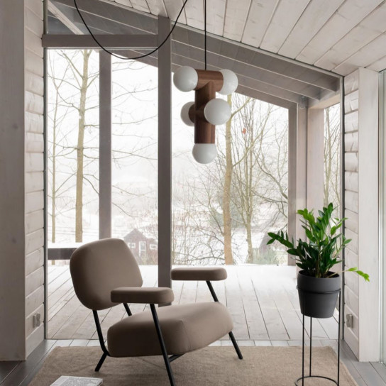 Дом с предметами российских дизайнеров