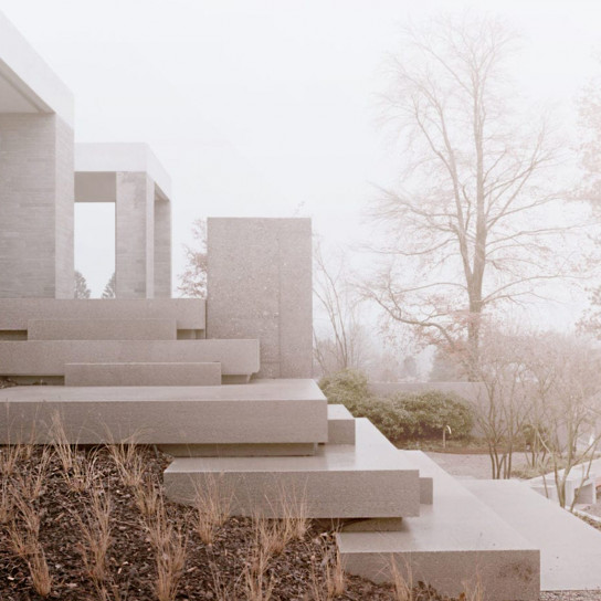 Think Architecture: вилла в Цюрихе