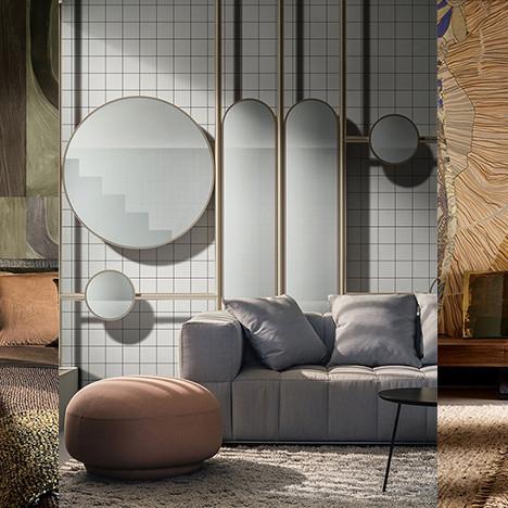 Wall & decò 2019: три тренда для современных обоев