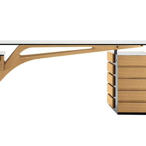 100 лет дизайна: письменный стол Карло Моллино