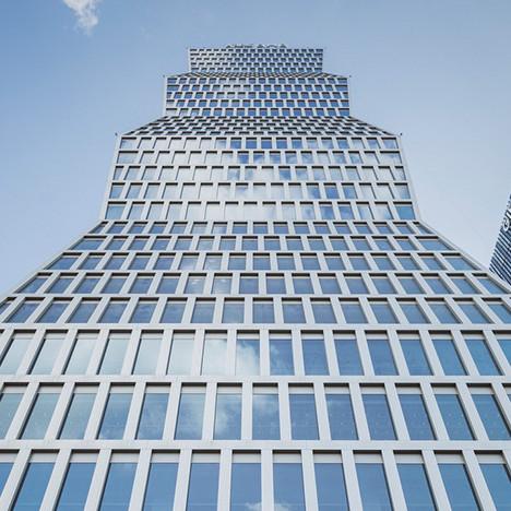 Бесконечная колонна: небоскреб по проекту KPF в Шанхае