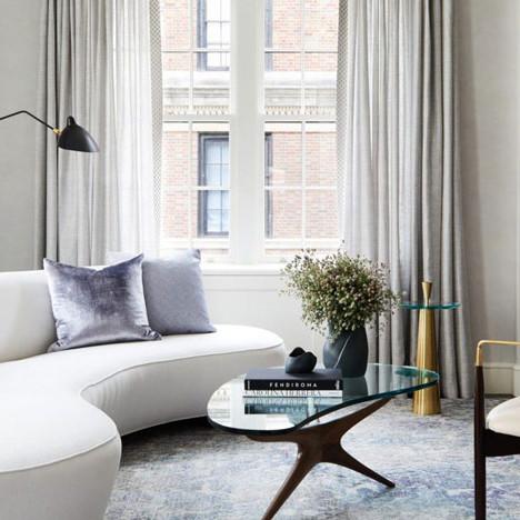 KA Design: дуплекс в Нью-Йорке