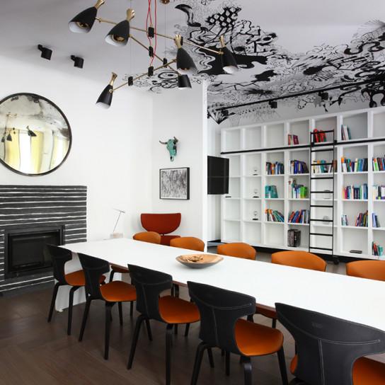 Проект Елены Акимовой: психиатрическая клиника в Вене