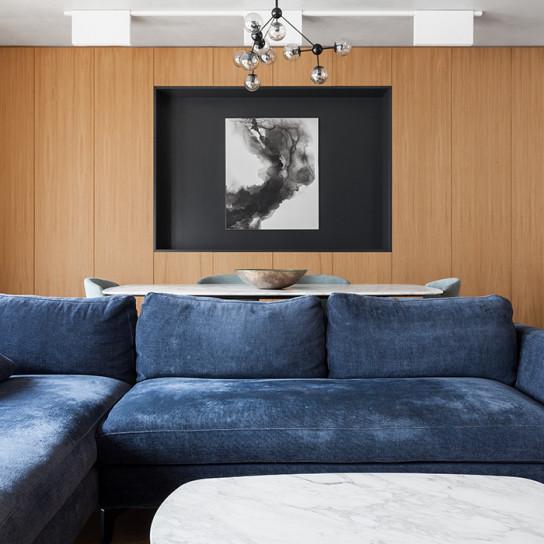 Studioplan: технологичная квартира в клубном доме