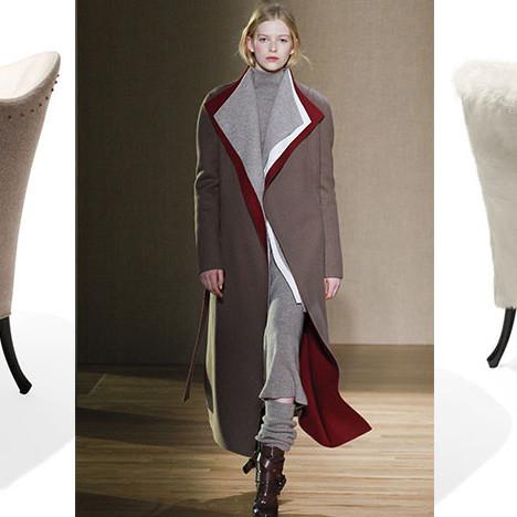 Giorgetti: марьяж дизайна и высокой моды