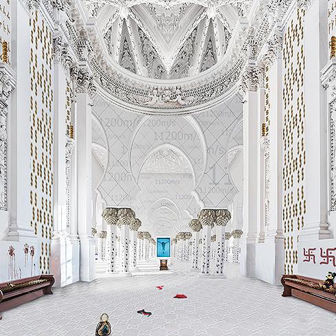 Архитектурная фотография: шик дворцовых интерьеров