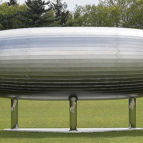 Some Time: выставка Ричарда Дикона под открытым небом