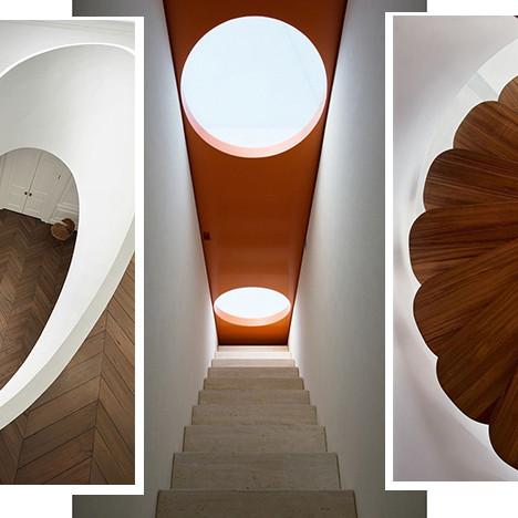 7 самых красивых лестниц