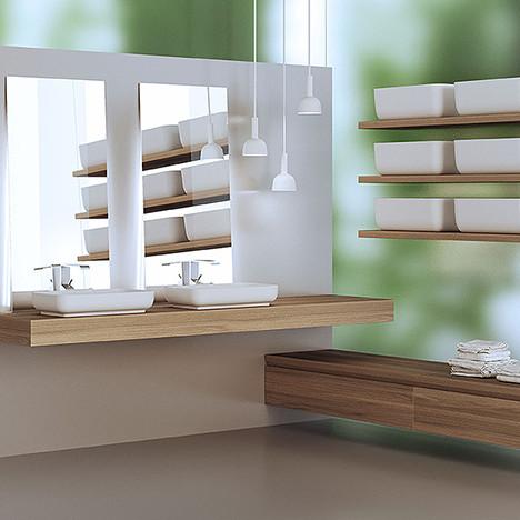 Scavolini Bathrooms: все, что нужно для ванной комнаты