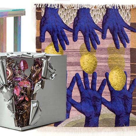 Nomad: хиты выставки в Санкт-Морице