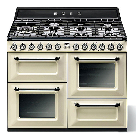 Smeg: премия Red Dot в номинации Best of the Best