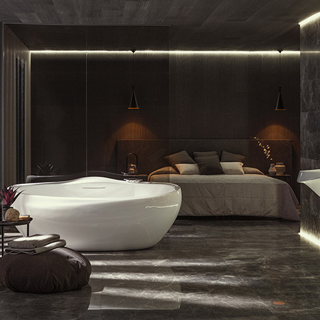 Ванная комната Zaha Hadid Architects (ZHA): новинка для Noken