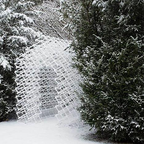 Павильон в саду от Kawahara Krause Architects
