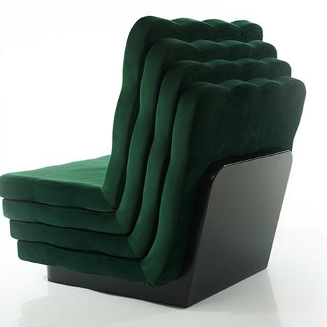 Arch(e)type: кресло в честь печенья «Юбилейное»