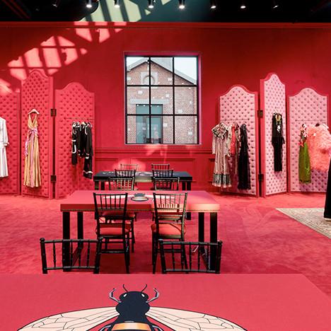 Штаб-квартиру Gucci откроют для публики на один уикэнд