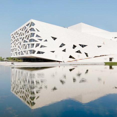Henning Larsen Аrchitects: оперный театр в Юйхане