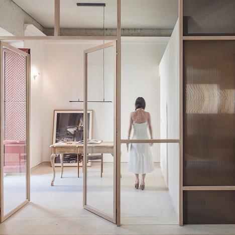 Ideo Arquitectura: квартира в испанском дворце