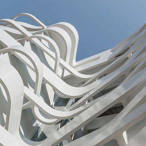 Жилой комплекс в Монако по проекту Жана-Пьера Лотта