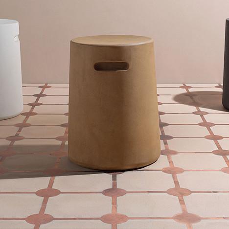 Медь и земля в покрытиях Matteo Brioni