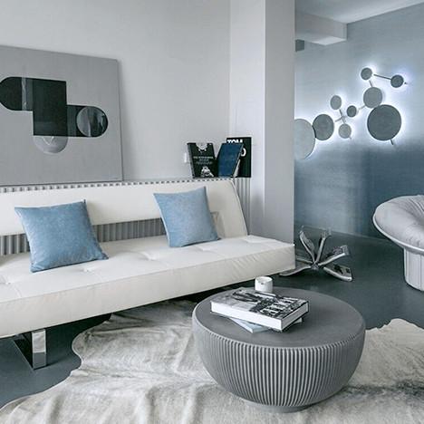 Zrobym architects: квартира с космической атмосферой