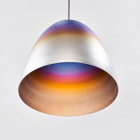 Hamanishi DESIGN: переливающийся металл