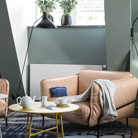 5 отелей в Копенгагене