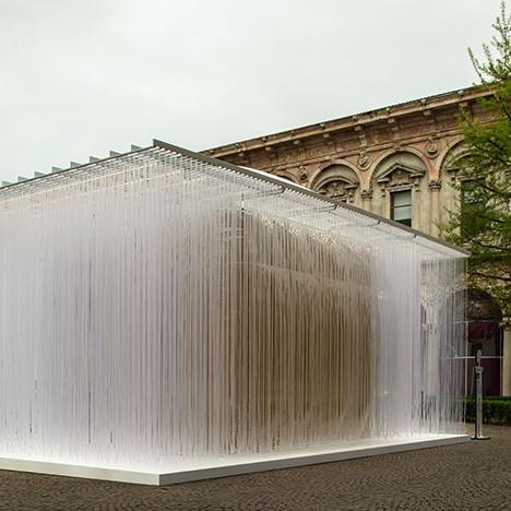 Инсталляция Whirlpool: время, пространство и человеческие отношения