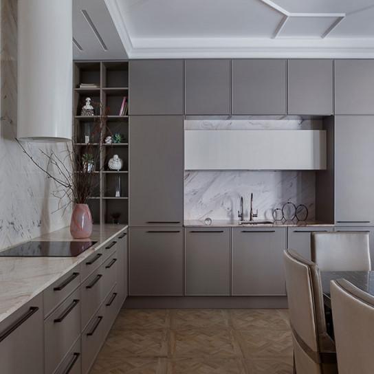 Надежда Гордеева: объединение двух квартир