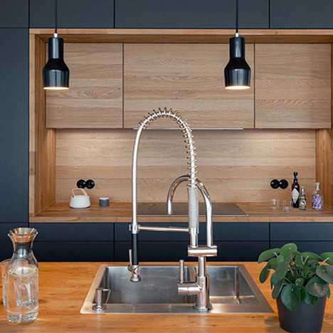 Global Kitchen Design: лучшие кухни года