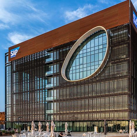 Yashar Architects: штаб-квартира SAP