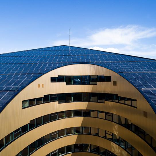 Snøhetta: самое северное энергопозитивное здание